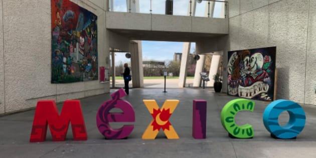 La Casa México en el festival South by Southwest en Austin se encuentra en el Centro Cultural México-Americano EmmaBarrientos, a unas cuadras del Centro de Convenciones de Austin.