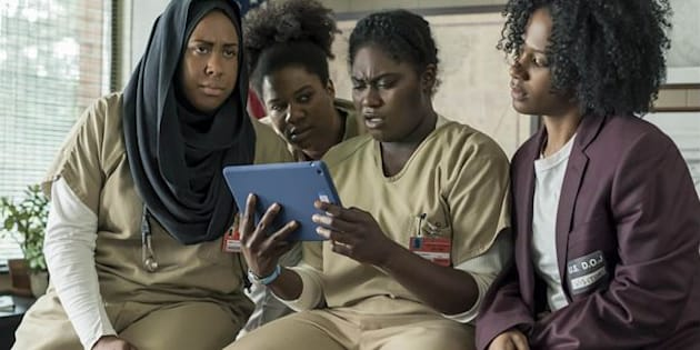 "Dix épisodes de la saison 5 de ""Orange is the new black"" mis en ligne par des hackers"