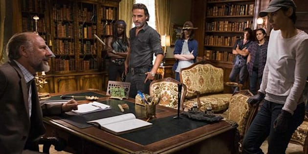 Voici comment réviser pour le bac de philo en regardant The Walking Dead