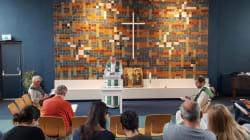Cette église aux Pays-Bas empêche la police d'expulser une famille depuis un