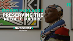 Esther Mahlangu: Sign Of The
