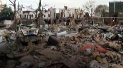 Les images après l'explosion qui a fait plusieurs morts en