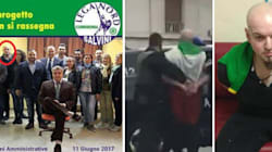 L'uomo che ha sparato a Macerata contro i migranti è della Lega