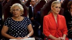 El intento de 'zasca' de Percival Manglano a Carmena tras celebrar la dimisión de Cifuentes que se le vuelve en