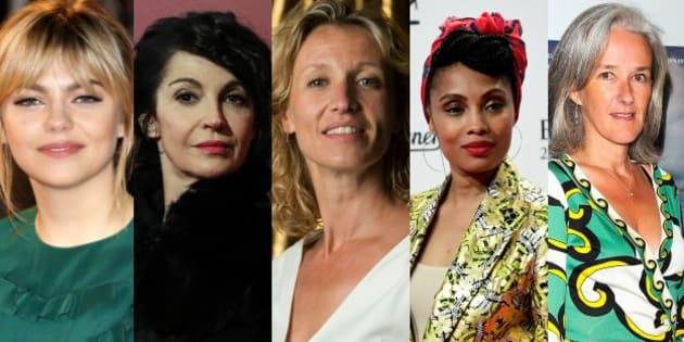 Louane, Zabou Breitman, Alexandra Lamy, Imany et Tatiana de Rosnay font partie des 100 premières signataires de la pétition.