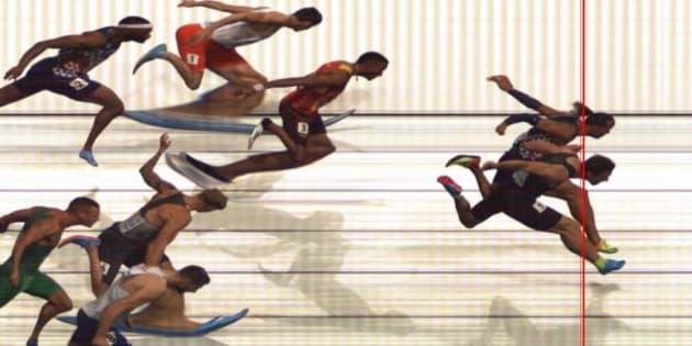 Athlétisme: Pascal Martinot-Lagarde champion d'Europe du 110m haies grâce à un finish génial