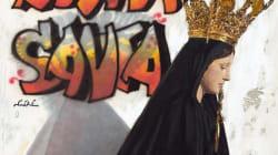 Críticas y cachondeo con el cartel de la Semana Santa de Málaga