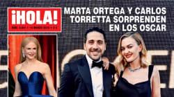 Marta Ortega, avistada en los