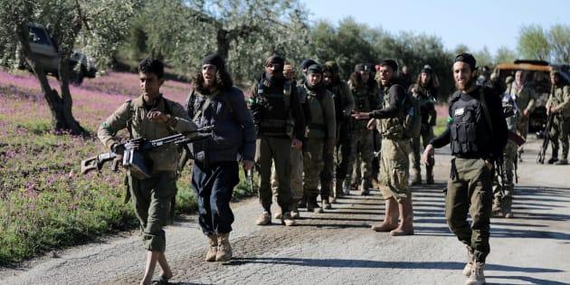 """Afrin, Erdogan esulta: """"Abbiamo preso la città curda&qu"""