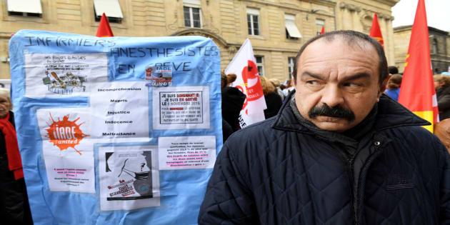 La question qui fâche du HuffPost à Philippe Martinez (CGT) sur Franceinfo