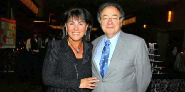 Honey and Barry Sherman were found dead in their Toronto home in December.