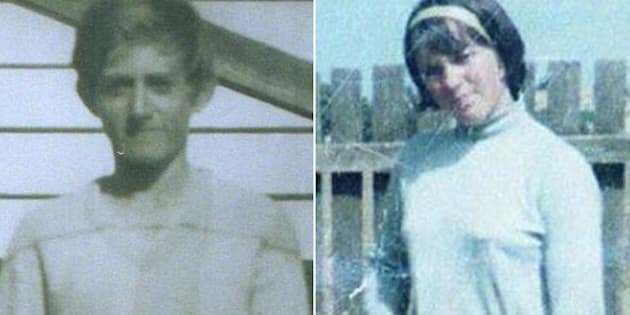 Allan Whyte, 17, and Maureen Braddy, 16, were last seen leaving a YMCA dance in 1968.