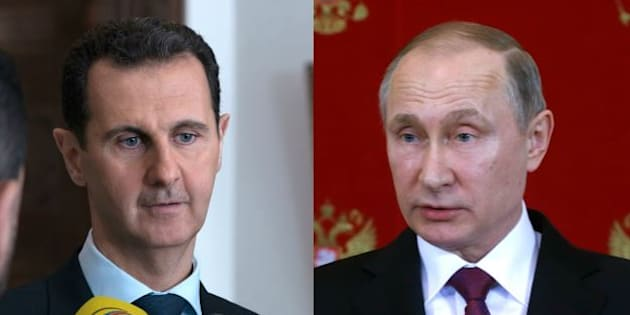 Syrie, Russie, Iran et les autres: leurs réactions aux frappes ciblées des Occidentaux