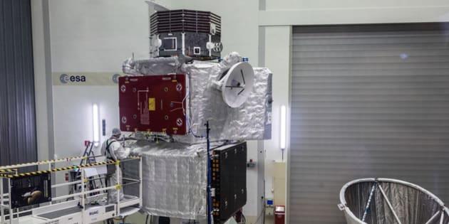 L'Europe va envoyer ça vers Mercure, la planète la plus mystérieuse du système solaire