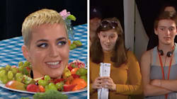 Katy Perry's Museum 'Prank' Leaves An Awkward