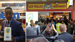 There Was A Los Pollos Hermanos Pop Up In Sydney And People Went