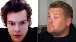 Harry Styles Is Joining James Corden's 'Late Late Show' For An Entire