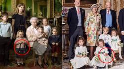 Mia, nipotina della Regina, ruba la scena anche nelle foto ufficiali del matrimonio di