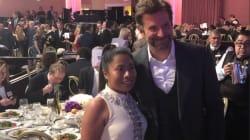 Yalitza Aparicio y Bradley Cooper se conocieron y la gente está