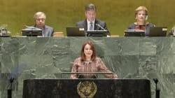 「国連をすべての人の関心事とするために」:マリア・フェルナンダ・エスピノサ第73回国連総会議長