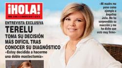 Terelu Campos, en '¡Hola!':