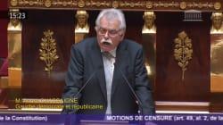 Le patron des députés PCF a trouvé un nouveau surnom aux LREM avant le vote sur la motion de