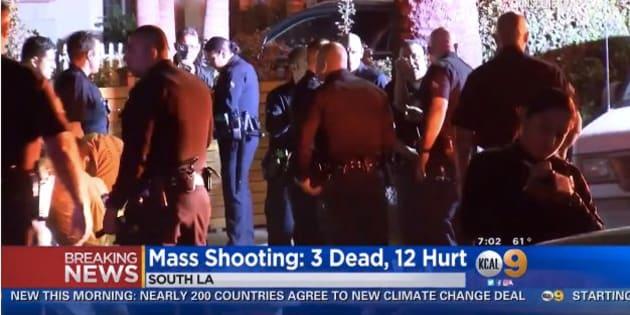 Shooting at Los Angeles party kills 3
