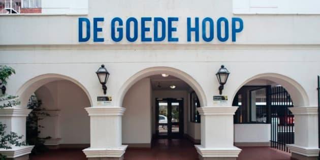 University of Pretoria residence De Goede Hoop, currently under fire for lack of transformation.