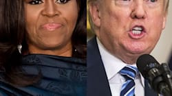 Michelle Obama Uses Parenting Metaphor To Describe Donald Trump's