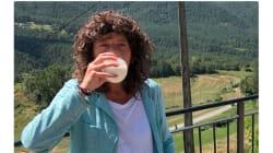 Lluvia de críticas a la consejera de Agricultura de Cataluña por fotografiarse bebiendo leche