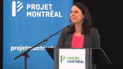 Una mujer gobernará la ciudad de Montreal por primera vez en la