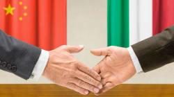La Cina in Italia… o