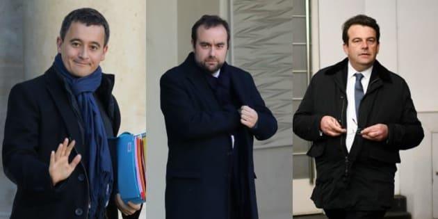 Les ex-LR Darmanin, Lecornu et Solère adhèrent à En Marche