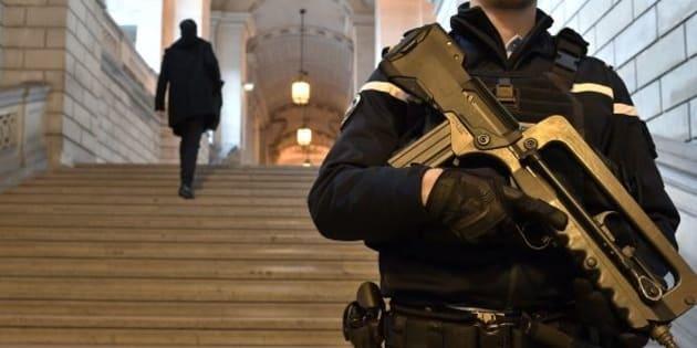 Édouard Philippe confirme la création d'un parquet national antiterroriste: à quoi devrait-il ressembler ? (Image d'illustration)