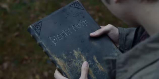 """""""Death Note"""" la nouvelle production de Netflix est prévue pour l'été 2017."""