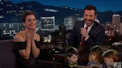 Emma Watson Gets Confronted With Her Traumatic 'Harry Potter'