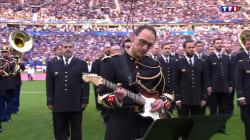 Wembley avait chanté la Marseillaise après le 13 novembre, le Stade de France lui retourne