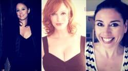 Las tetas de Andrea, Marisa, la pelirroja de Mad Men y las