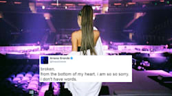 Ariana Grande Speaks Out After Fatal Manchester