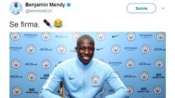 En annonçant son transfert à City, Mendy n'a pu s'empêcher de blaguer sur Neymar et le