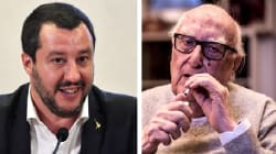 Salvini non risparmia neanche Camilleri: