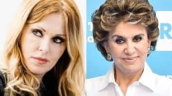 Roberta Bruzzone contro Franca Leosini: