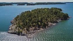 In Finlandia c'è una piccola isola in cui sono ammesse solo