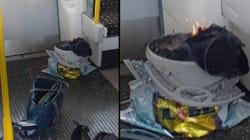 Les premières images de l'explosion à Parsons