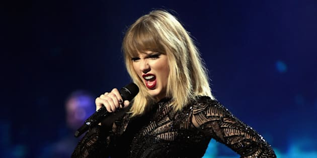 Mas tudo pode começar a mudar graças a Taylor Swift.