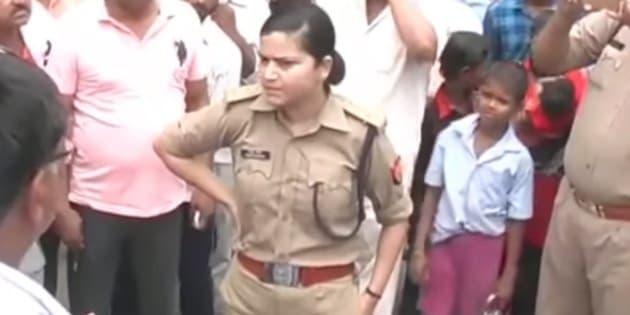 UP Cop Shreshtha Thakur's Transfer And The Hurt Ego Of Male Politicians