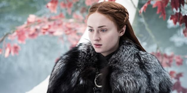 """Game of Thrones"": Dans la saison 8 Sansa Stark prend les armes"