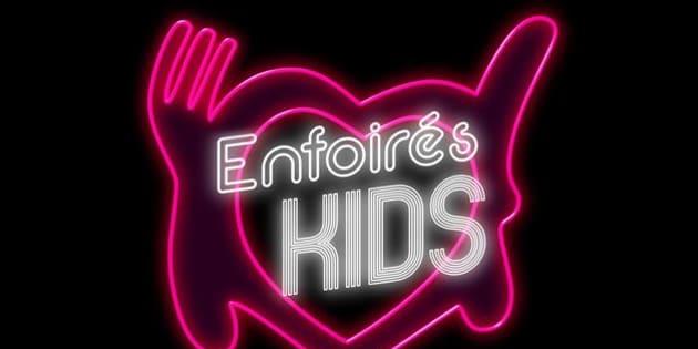 Le logo des Enfoiré Kids