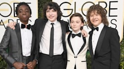 'Stranger Things' Kids Already Look Like Winners On The Golden Globes Red