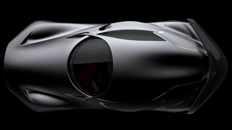 Infiniti previews its own Vision Gran Turismo
